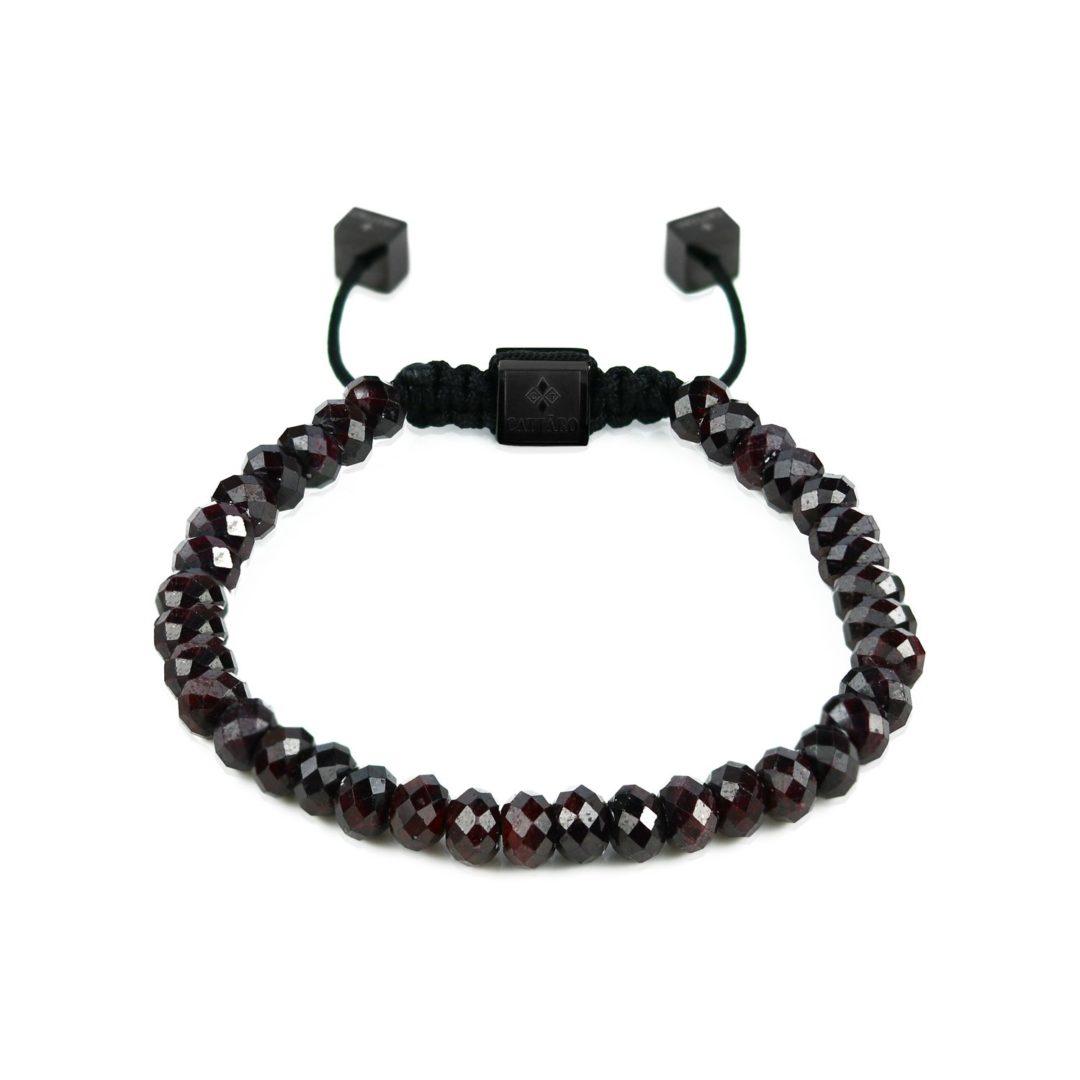 Cattaro - Stones Garnet Armband
