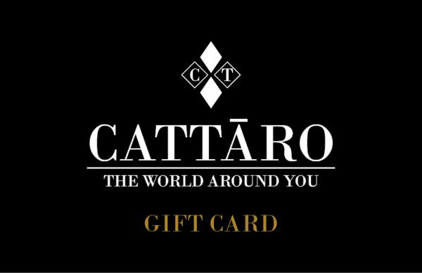 Cattaro - Geschenkgutschein