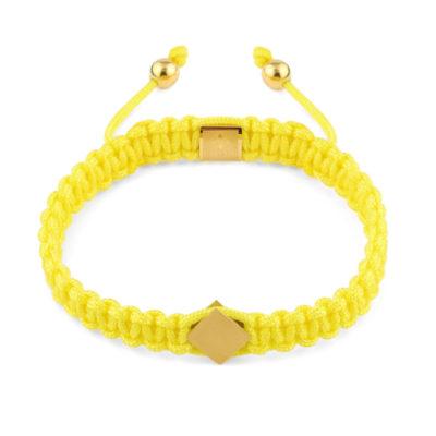 Cattaro - Rope Yellow Armband - Unisex